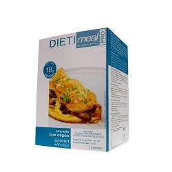 High Protein Mushroom Omelette Mix
