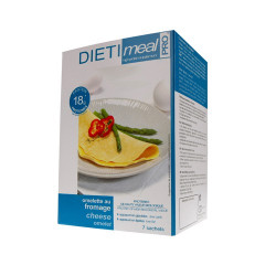 High Protein Cheese Omelette Mix