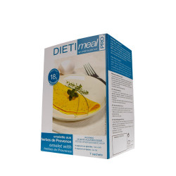 High Protein Omelette Mix with Herbs