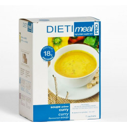 High Protein Curry Soup Mix