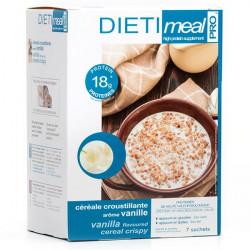Protein Vanilla Cereal Crispy
