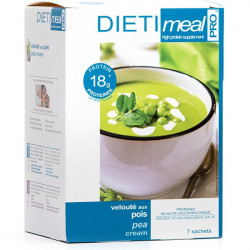 High Protein Cream of Pea Soup