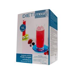 WPI & Collagen Red Fruits Cold Drink