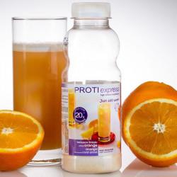 Orange flavoured WPI & Collagen Cold Drink