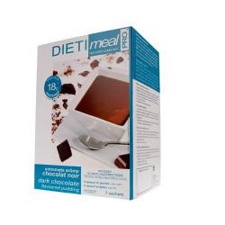 High Protein Dark Chocolate Pudding