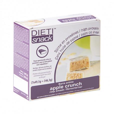 High Protein Apple Crunch Bar