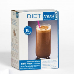 Iced Cappuccino Smoothie Protein Drink