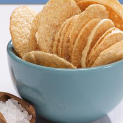 Salt & Vinegar Protein Chips