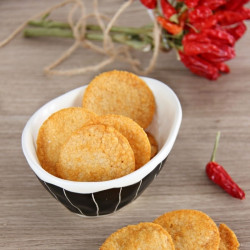 High Protein Sweet Chili & Sour Cream Flavoured Crisps