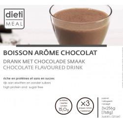 High Protein Chocolate Drink UHT 250mlk
