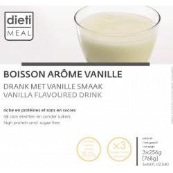 Ready Made Tetra Protein Vanilla Drink