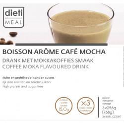 Ready Made Tetra Protein Coffe Moka Drink