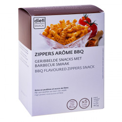 High Protein BBQ flavoured Zippers