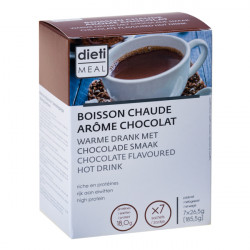 High Protein Hot Chocolate Drink Mix