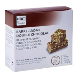 Double Chocolate Flavoured Bar