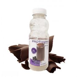 Proti Express chocolate smoothie drink