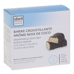 High Protein Coco Crunch Bar